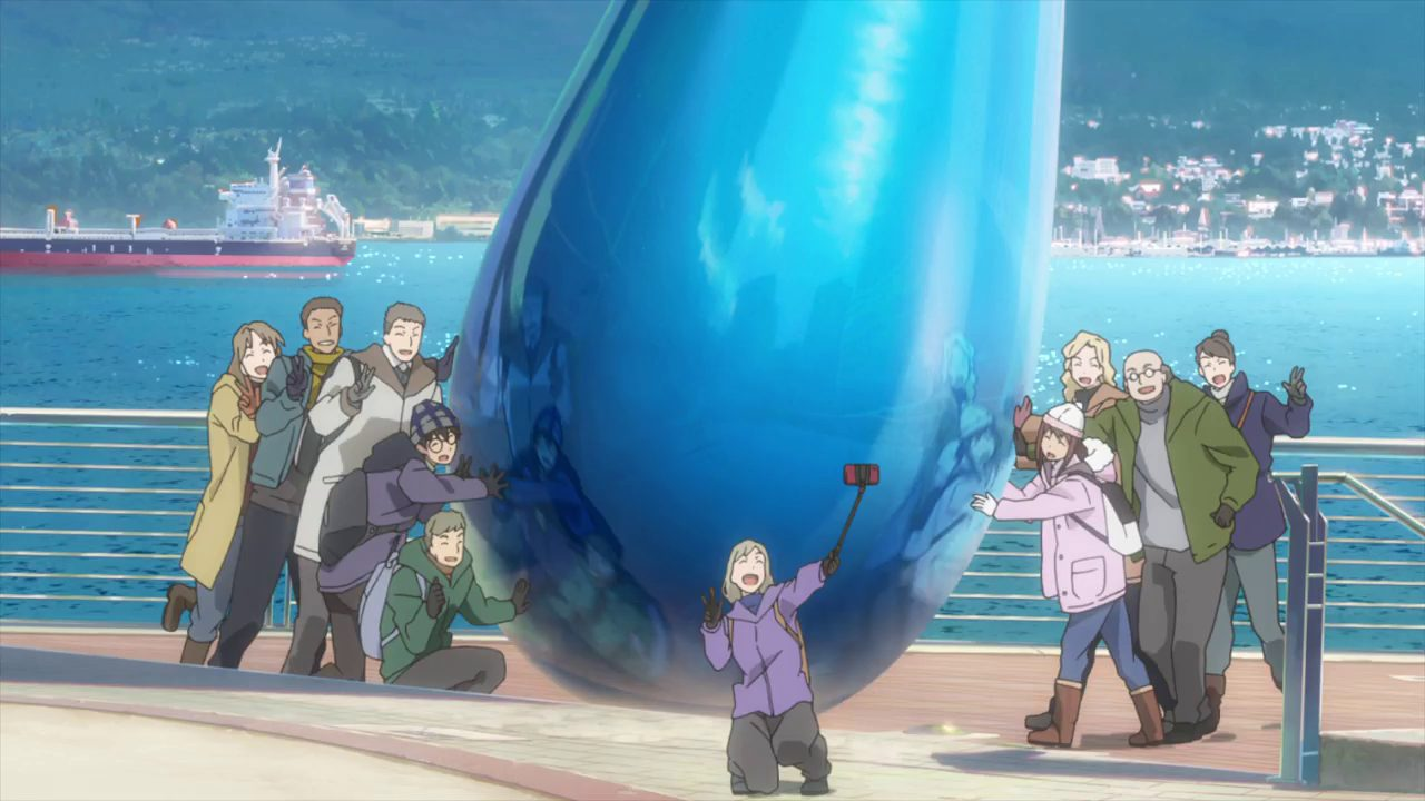 Canada gets anime tourism commercial from Your Name creators screenshot