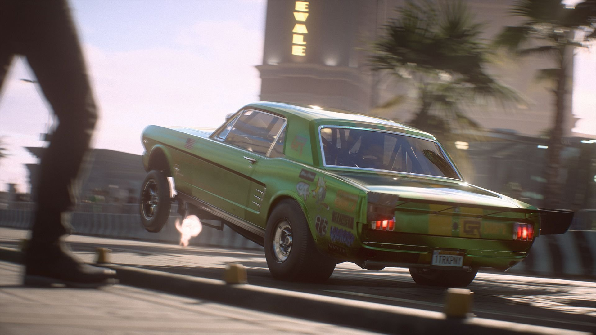 Need for Speed Payback has the series' biggest open world yet screenshot