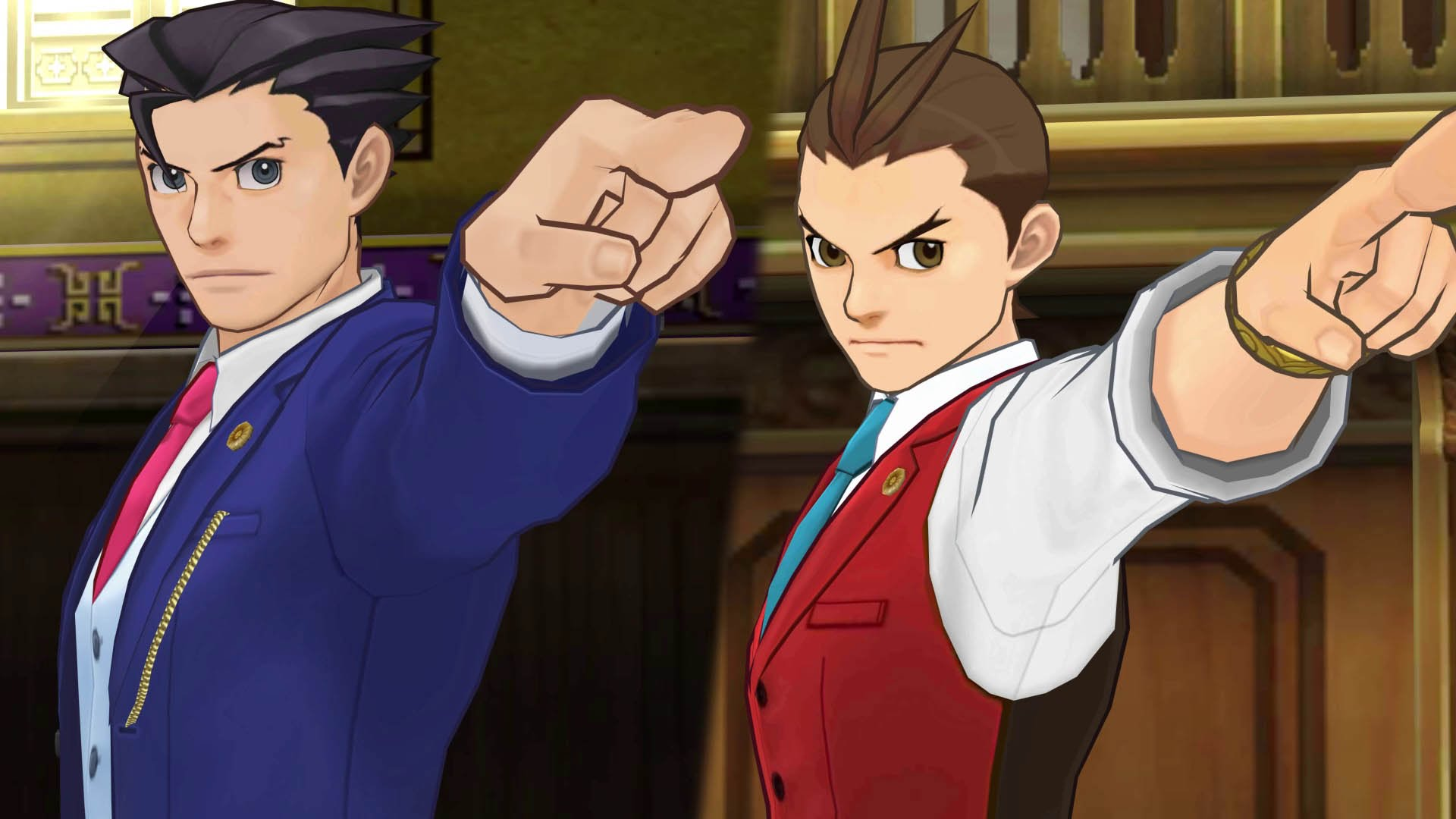 Phoenix Wright: Ace Attorney Spirit of Justice joins the gang on mobile screenshot
