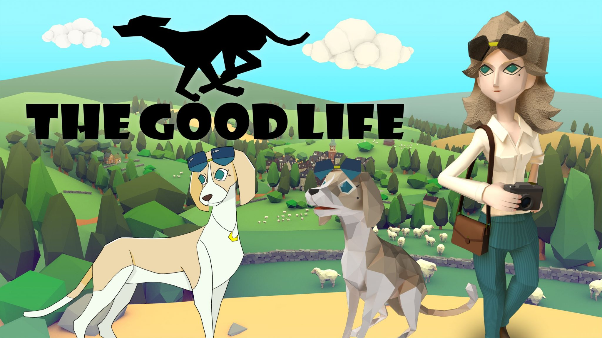 Swery's The Good Life, now with dogs! screenshot