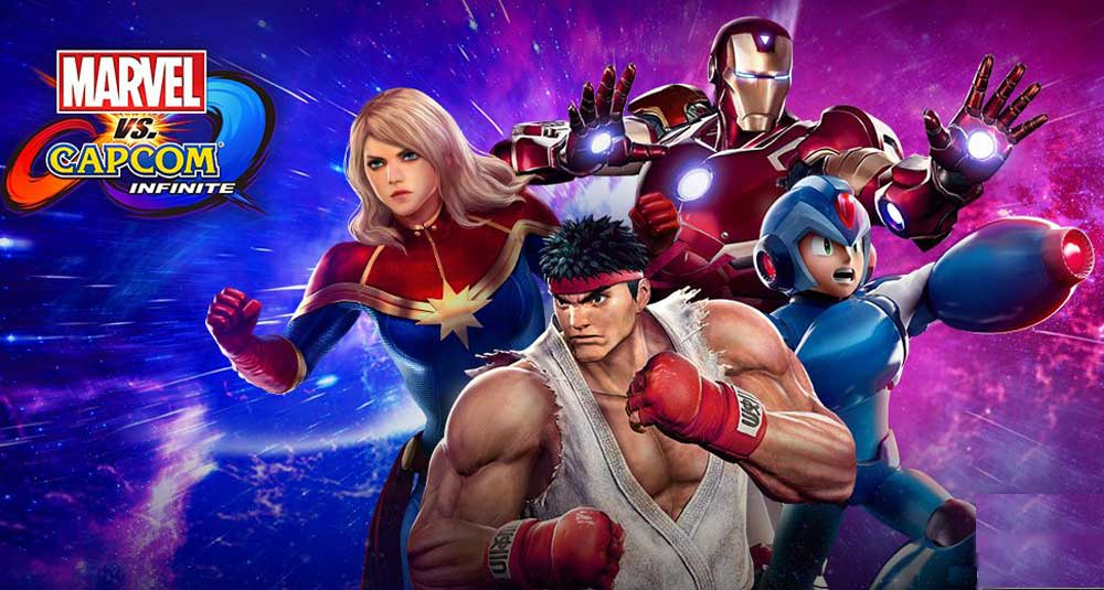 Top Marvel vs. Capcom Infinite digital deals for release week screenshot