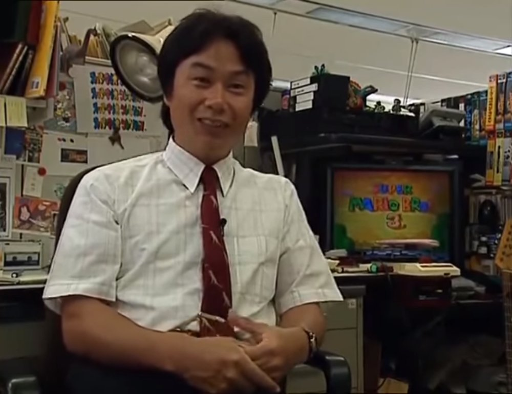 Briefly relive the '90s again and see 1994 Nintendo in this documentary clip screenshot