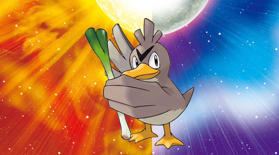 Farfetch'd is available in Pokemon Go for a limited time screenshot