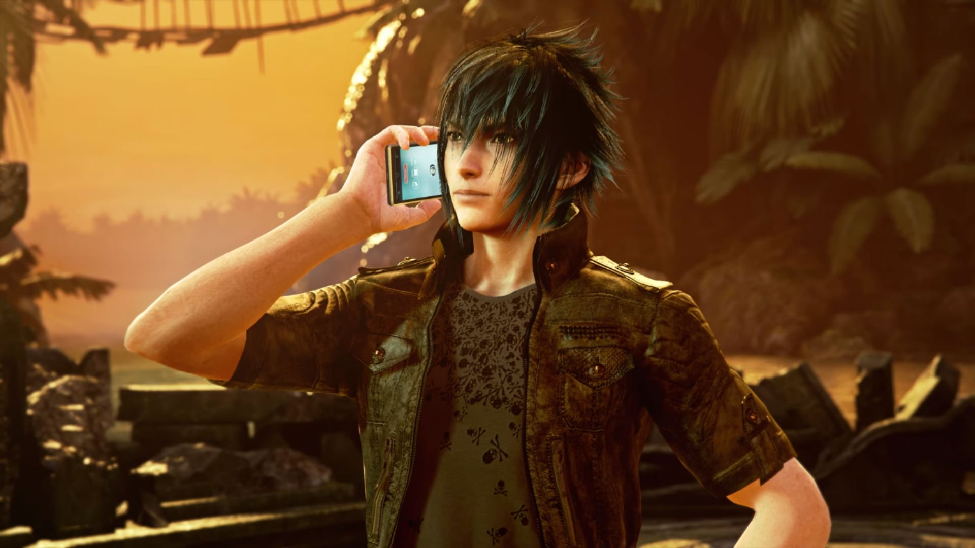 Final Fantasy XV's Noctis is coming to Tekken 7 screenshot