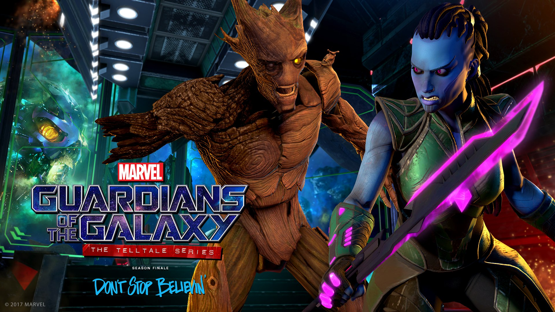 Review: Guardians of the Galaxy: The Telltale Series: Don't Stop Believin' screenshot