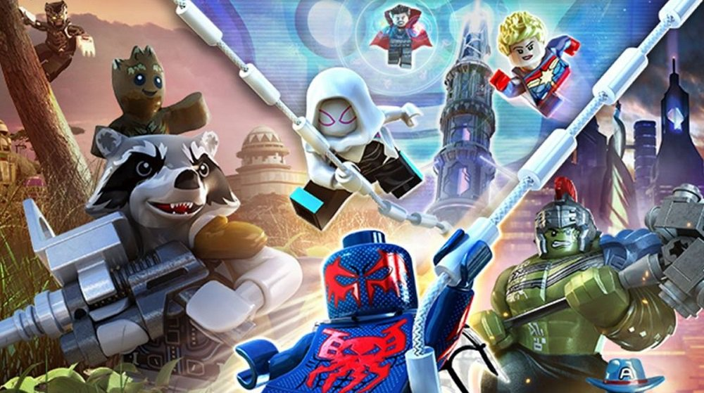Review: LEGO Marvel Super Heroes 2 screenshot