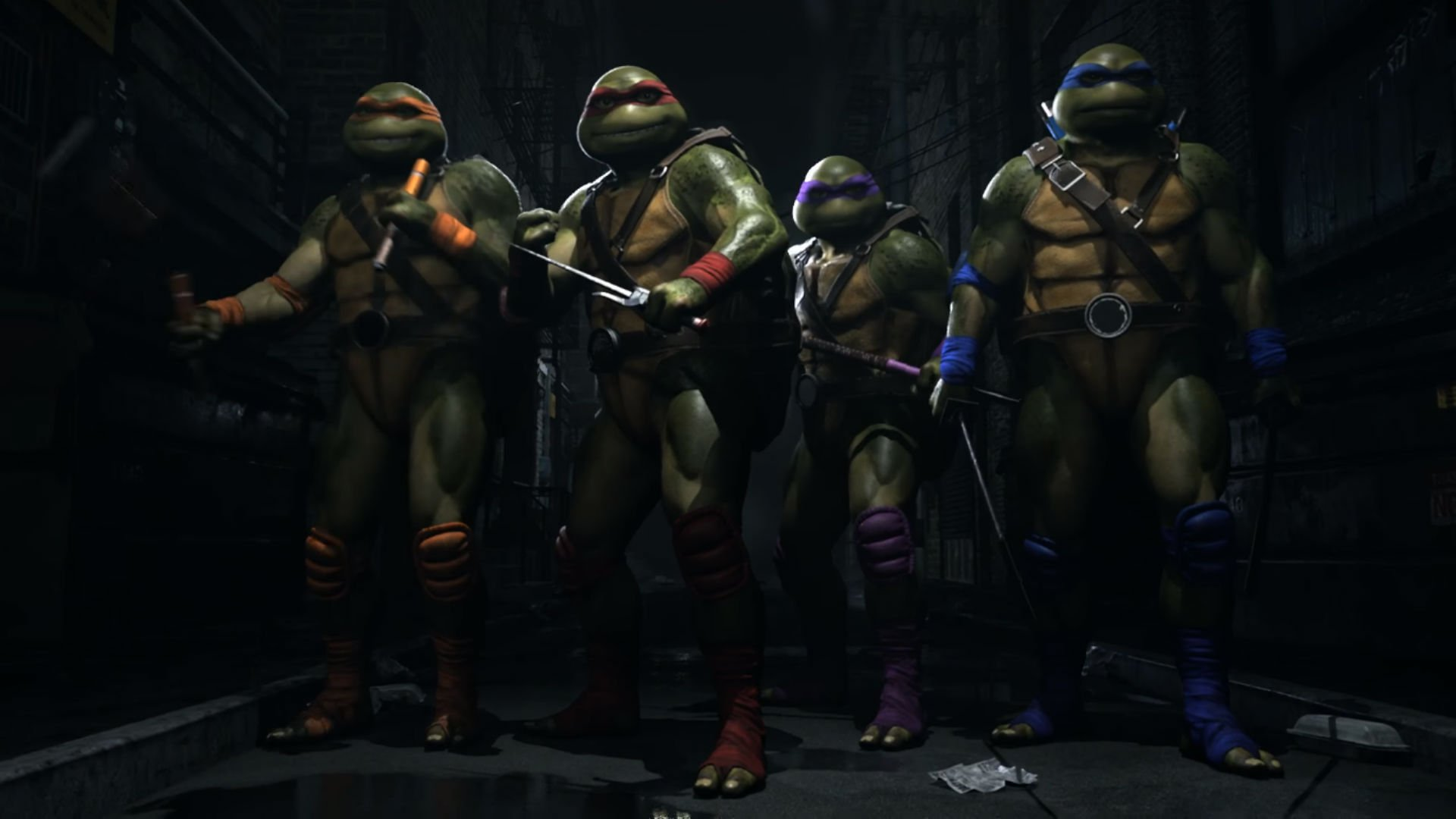 The Atom, Enchantress, and the Teenage Mutant Ninja Turtles are coming to Injustice 2 screenshot