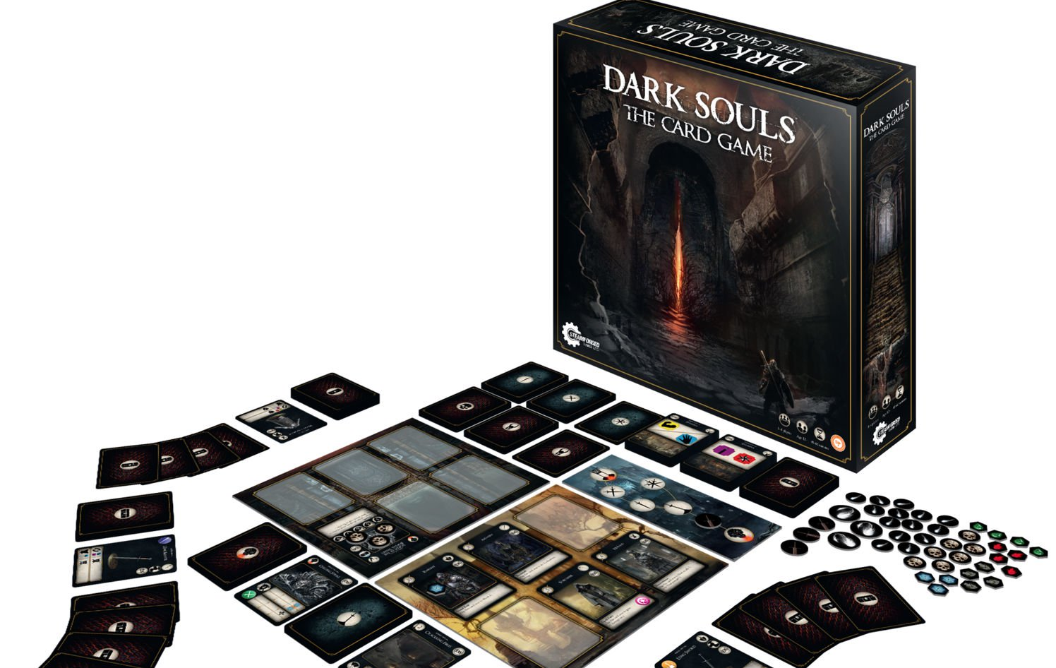 A Dark Souls card game is on the way screenshot