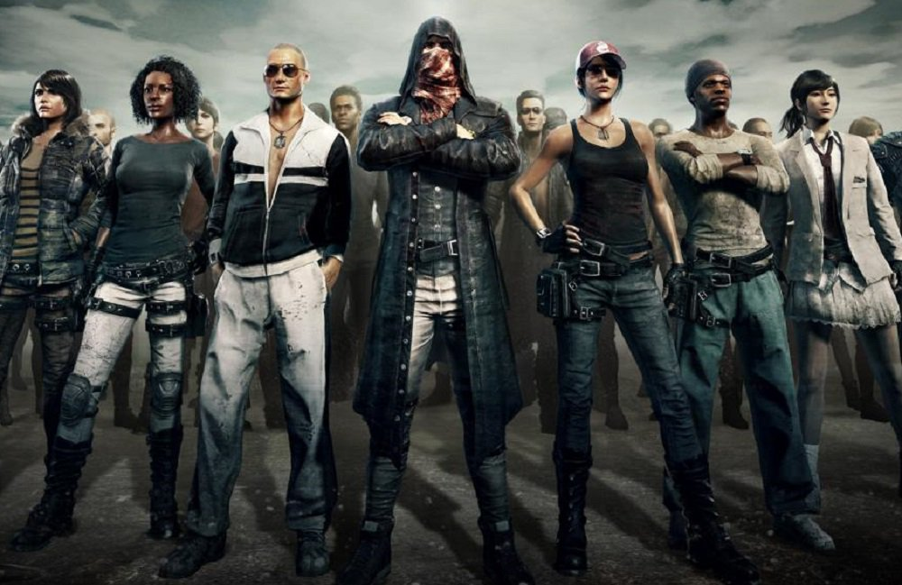 PlayerUnknown's Battlegrounds storms into the Top Five of the UK Charts screenshot