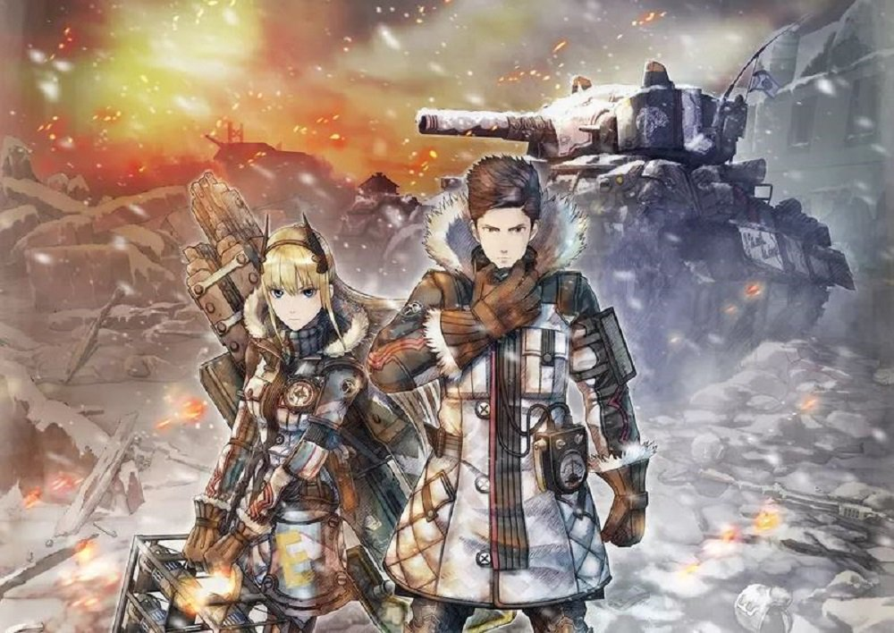 Valkyria Chronicles 4 unveils new characters and class leveling system screenshot
