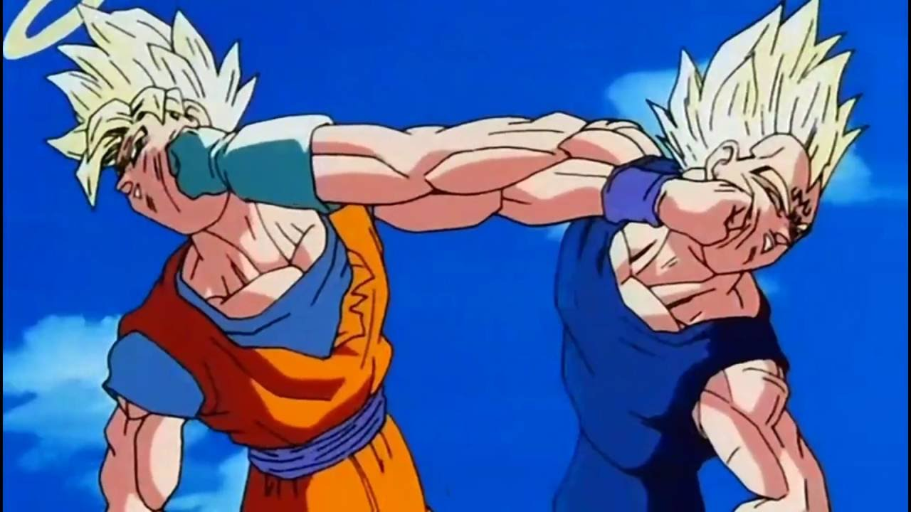 Drugs, booze, and Dragon Ball Z: Friendships and fighting games screenshot