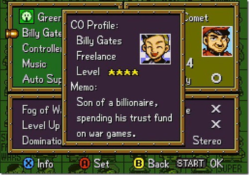 Fans successfully translate 90s SNES title Super Famicom Wars screenshot