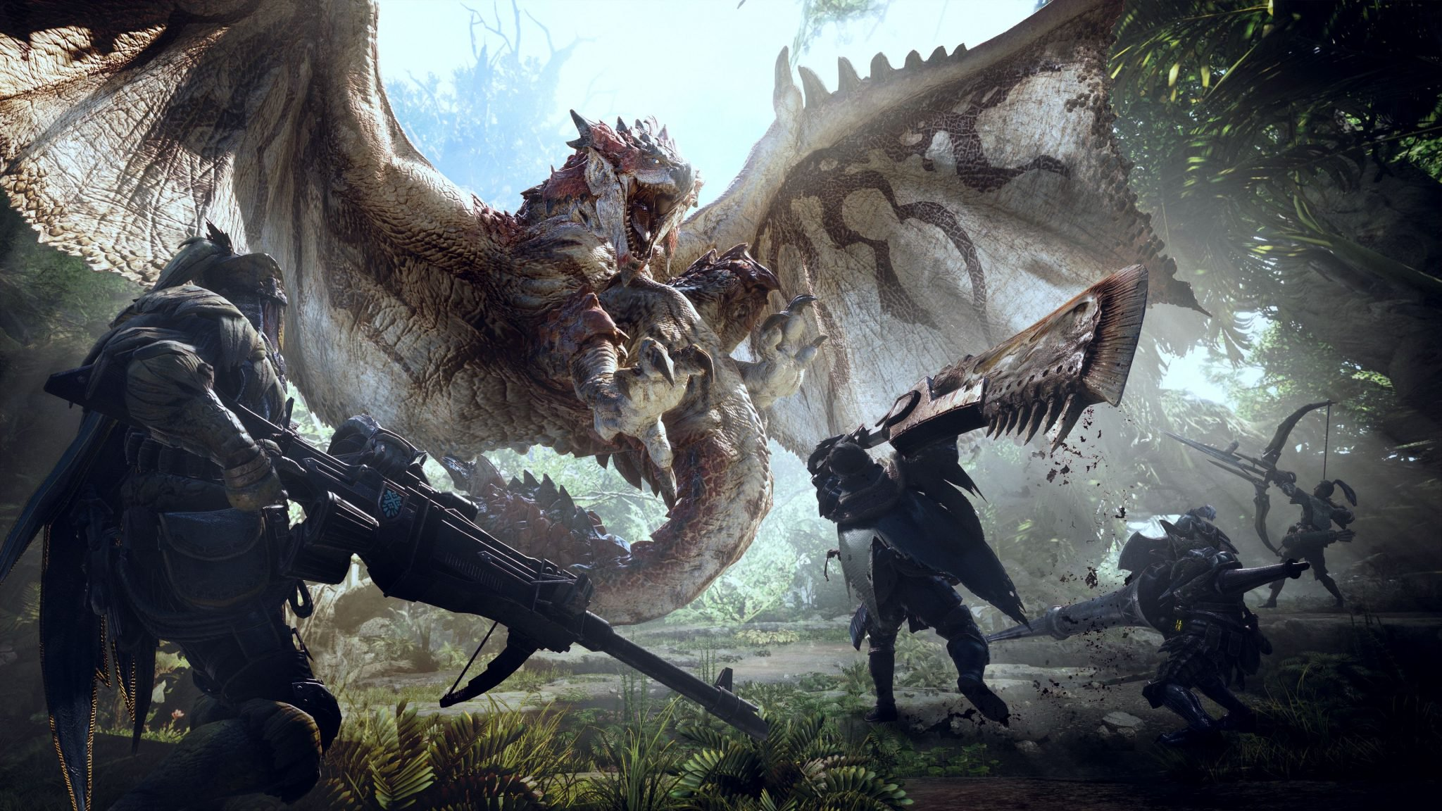 Review: Monster Hunter: World screenshot