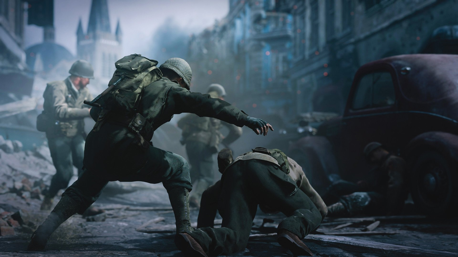 Call of Duty: WWII has free multiplayer on PC this weekend screenshot
