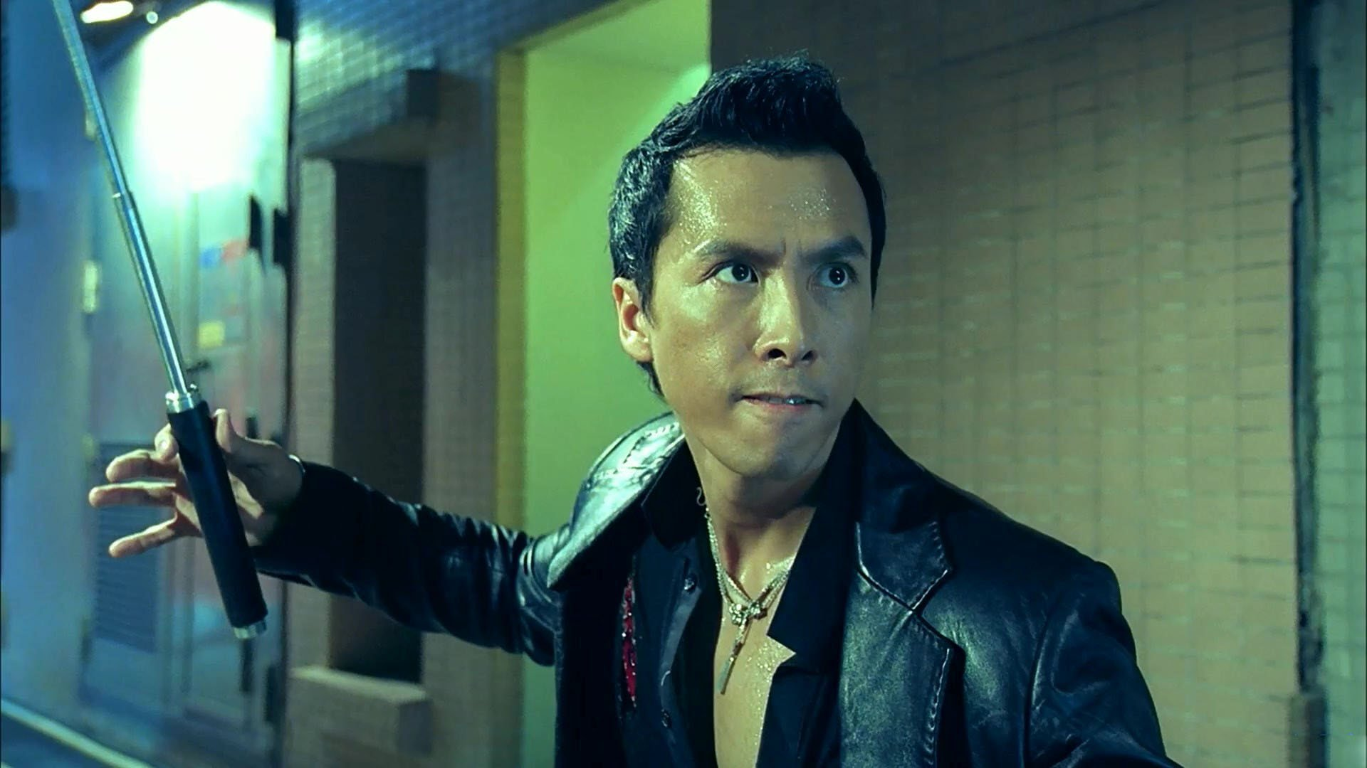 Donnie Yen confirms Sleeping Dogs film is in production screenshot