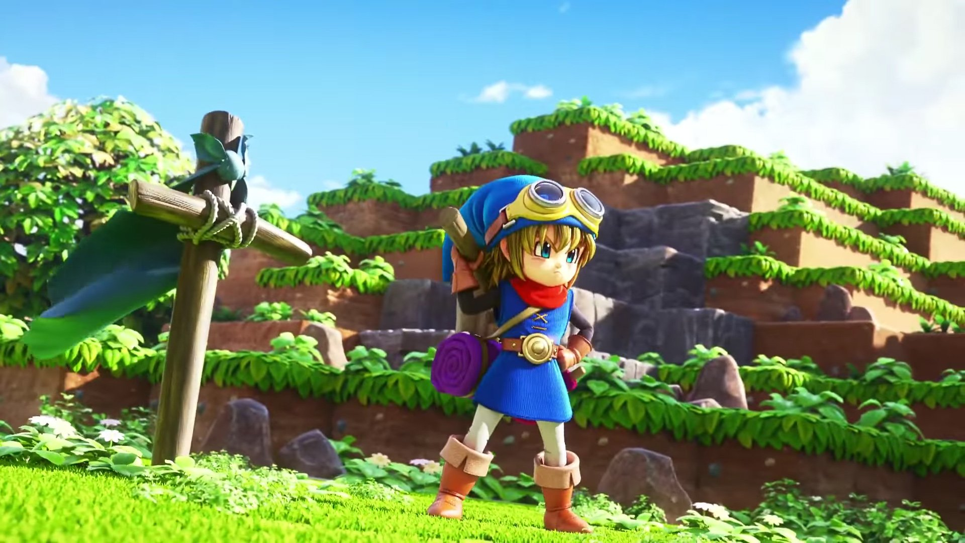 Dragon Quest Builders is just as delightful on Switch screenshot