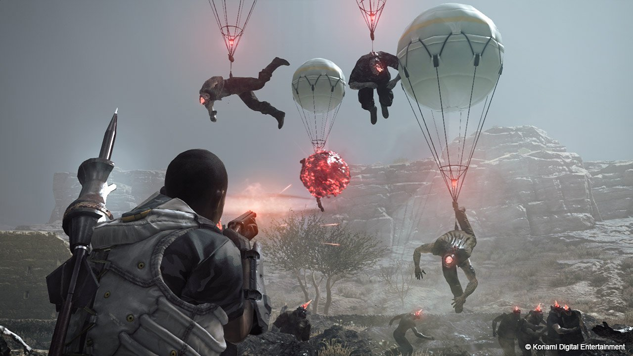 Metal Gear Survive is back with a beta on PC, PS4, and Xbox One screenshot
