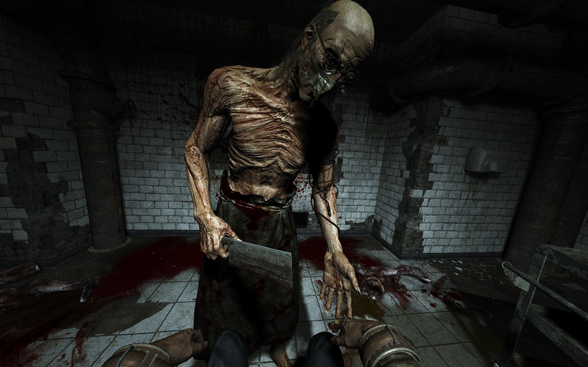 Outlast hits Nintendo Switch, sequel coming next month screenshot