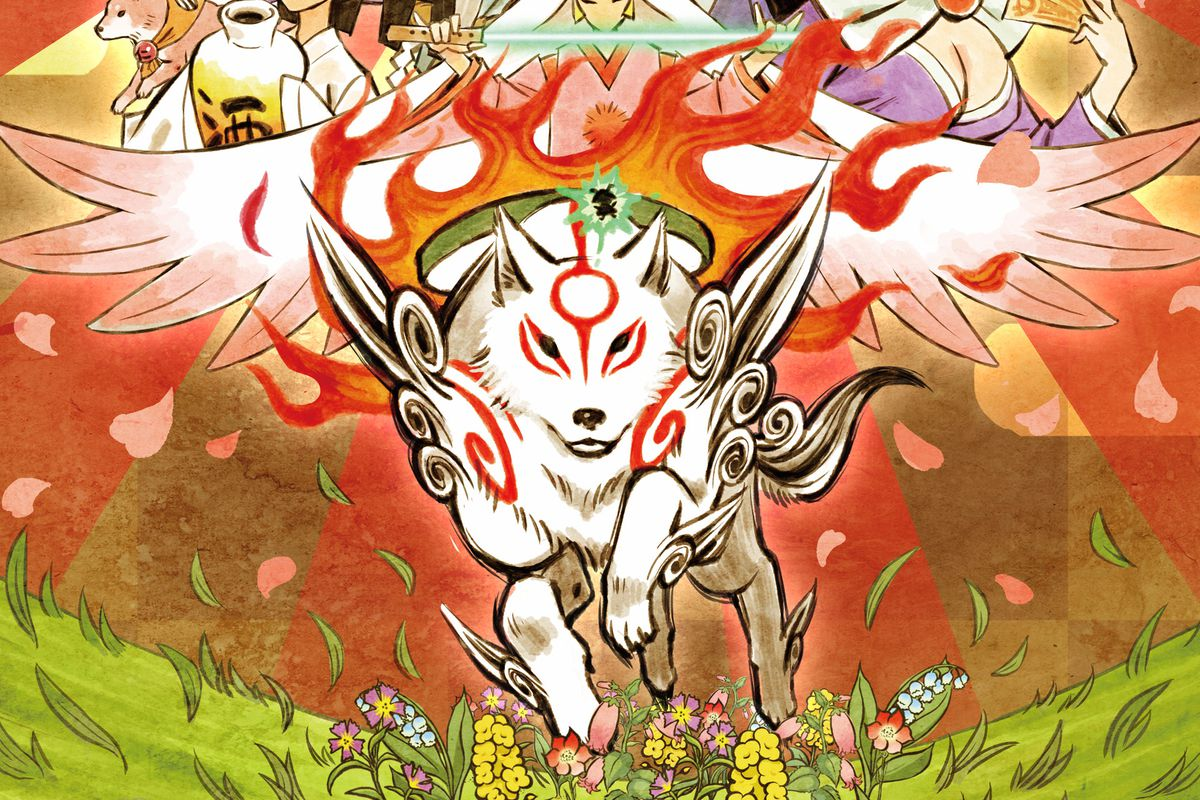 Nintendo Download: Okami HD screenshot