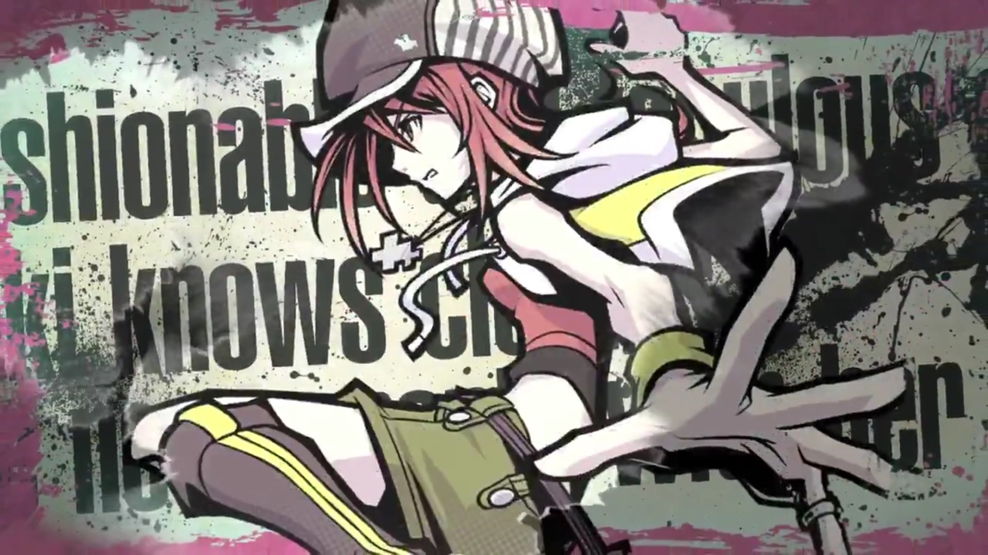 The World Ends with You: Final Remix slams its way to Switch in October screenshot