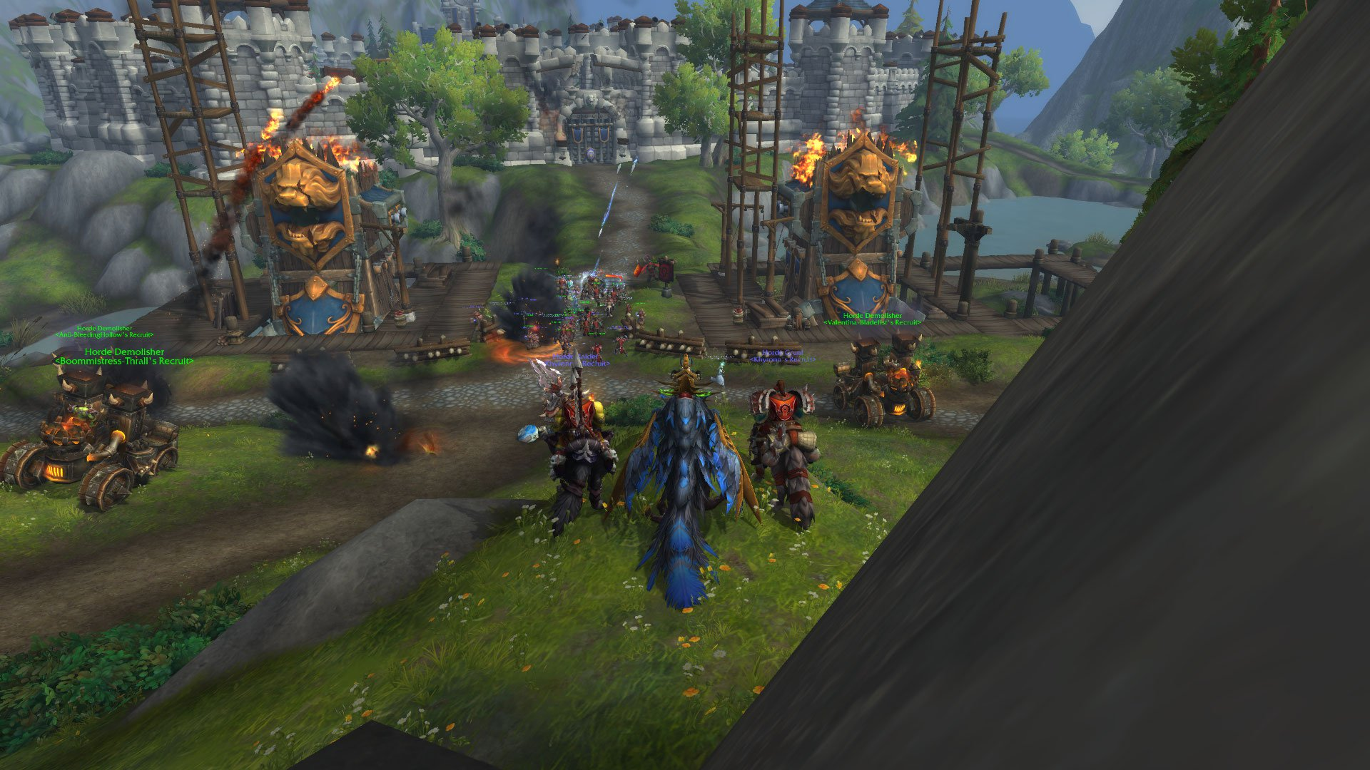 Warcraft: Battle for Azeroth's Warfronts were not worth the wait screenshot