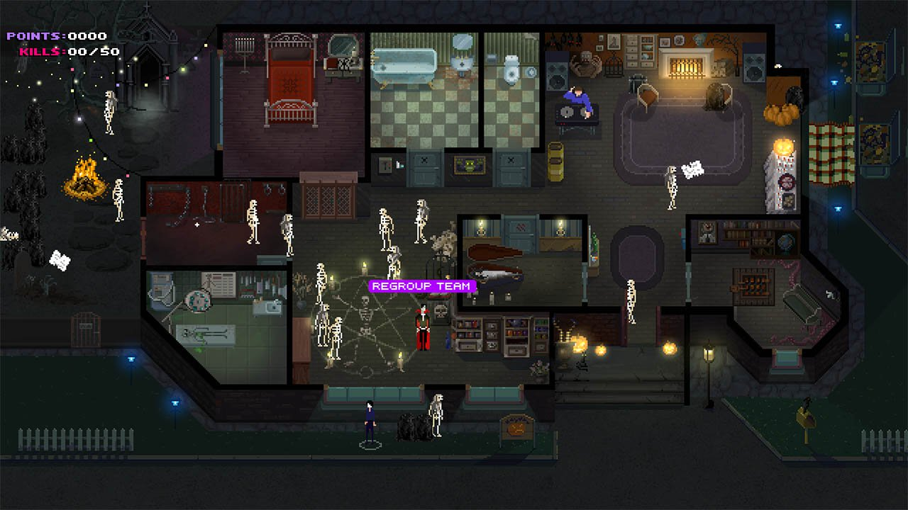 Contest: Win a Switch copy of Party Hard screenshot