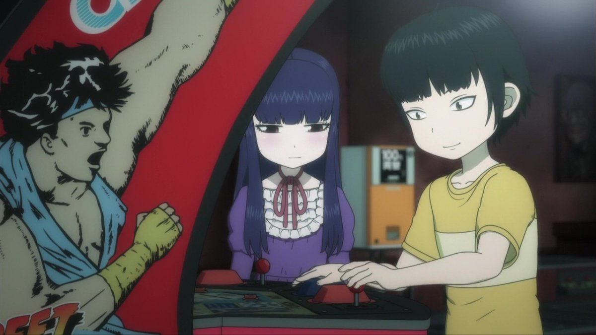 High Score Girl is an affirmation for our profound waste of time screenshot