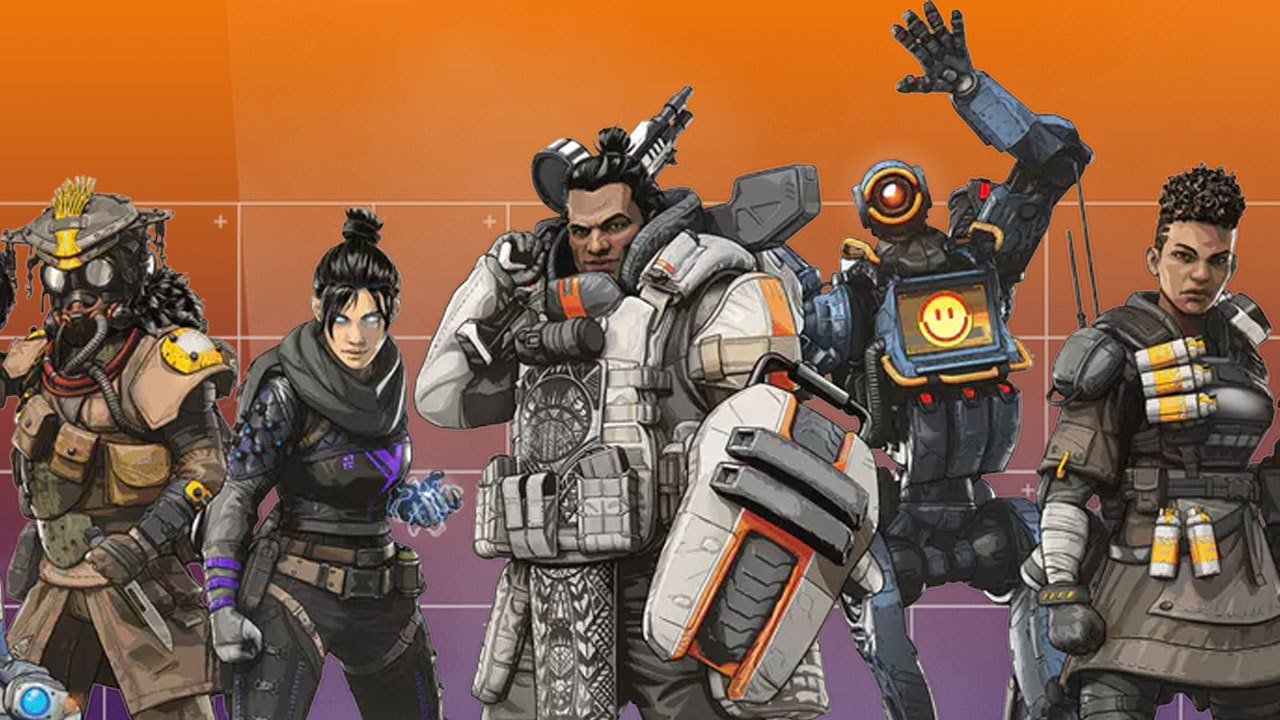 Today's Impulse is all about the surprisingly good Apex Legends screenshot