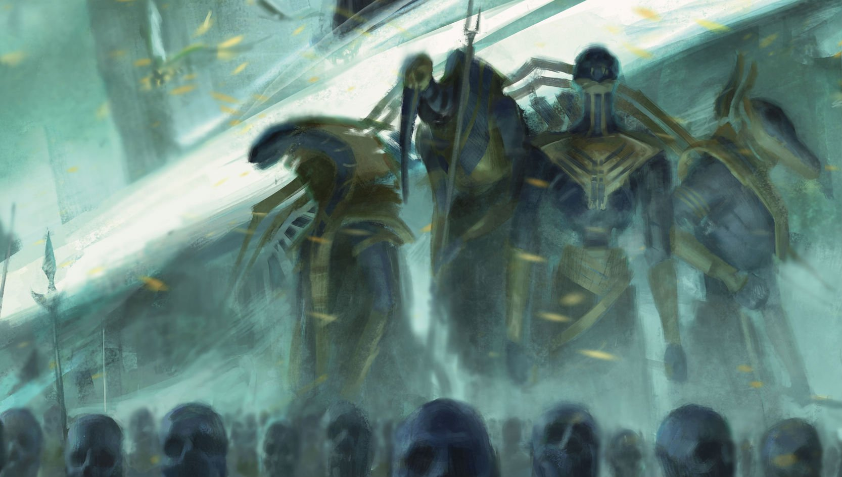 Check out Magic: The Gathering's God-Eternal Bontu, our exclusive card reveal screenshot