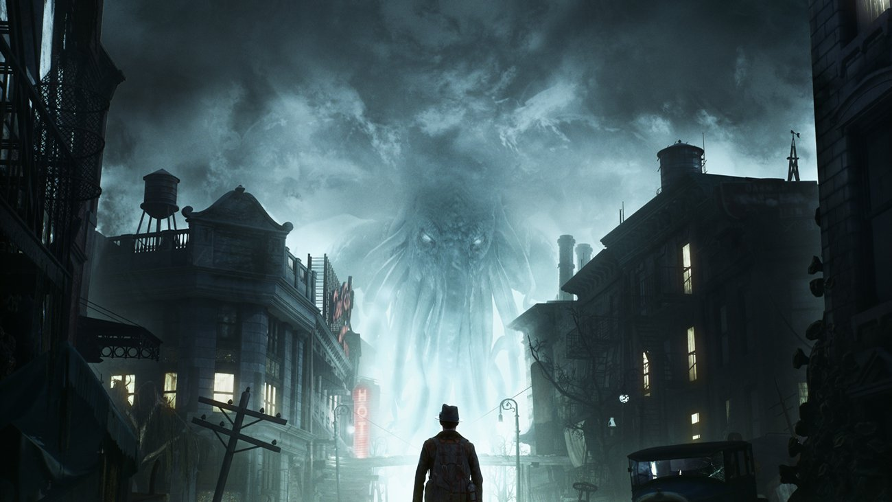 Preview: The Sinking City has the makings of one murky mystery screenshot