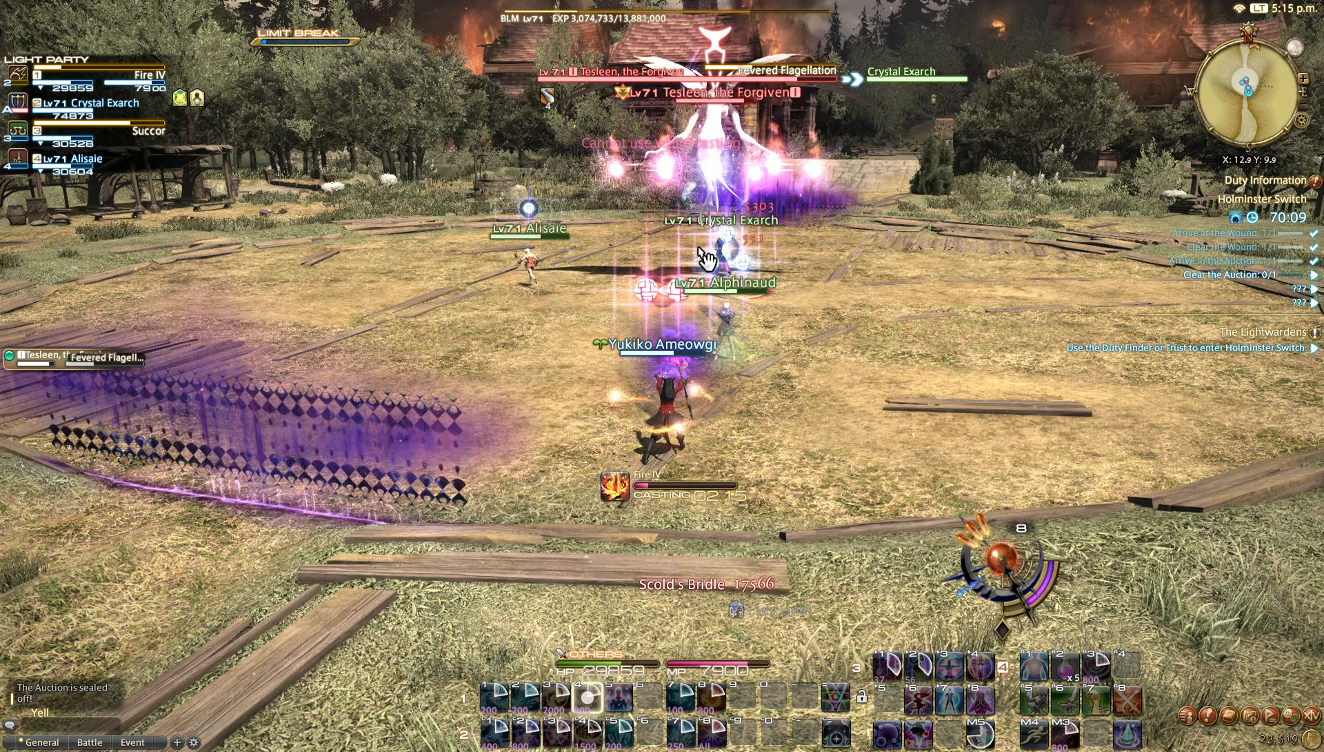 FFXIV Shadowbringers' AI Teammates Are More Important Than You Think