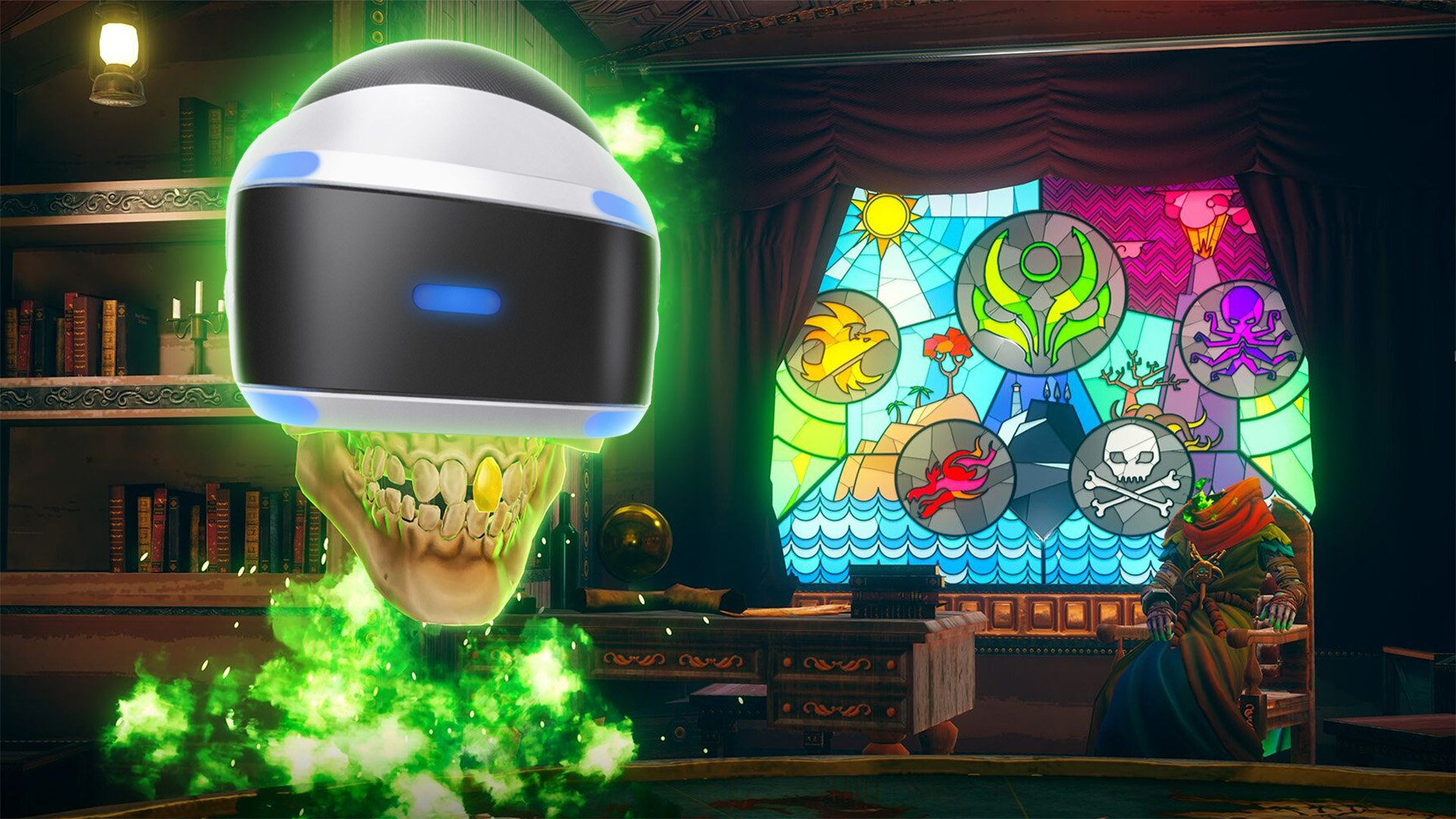 Contest: Win a PSVR bundle, and a copy of Battlewake to play on it! screenshot