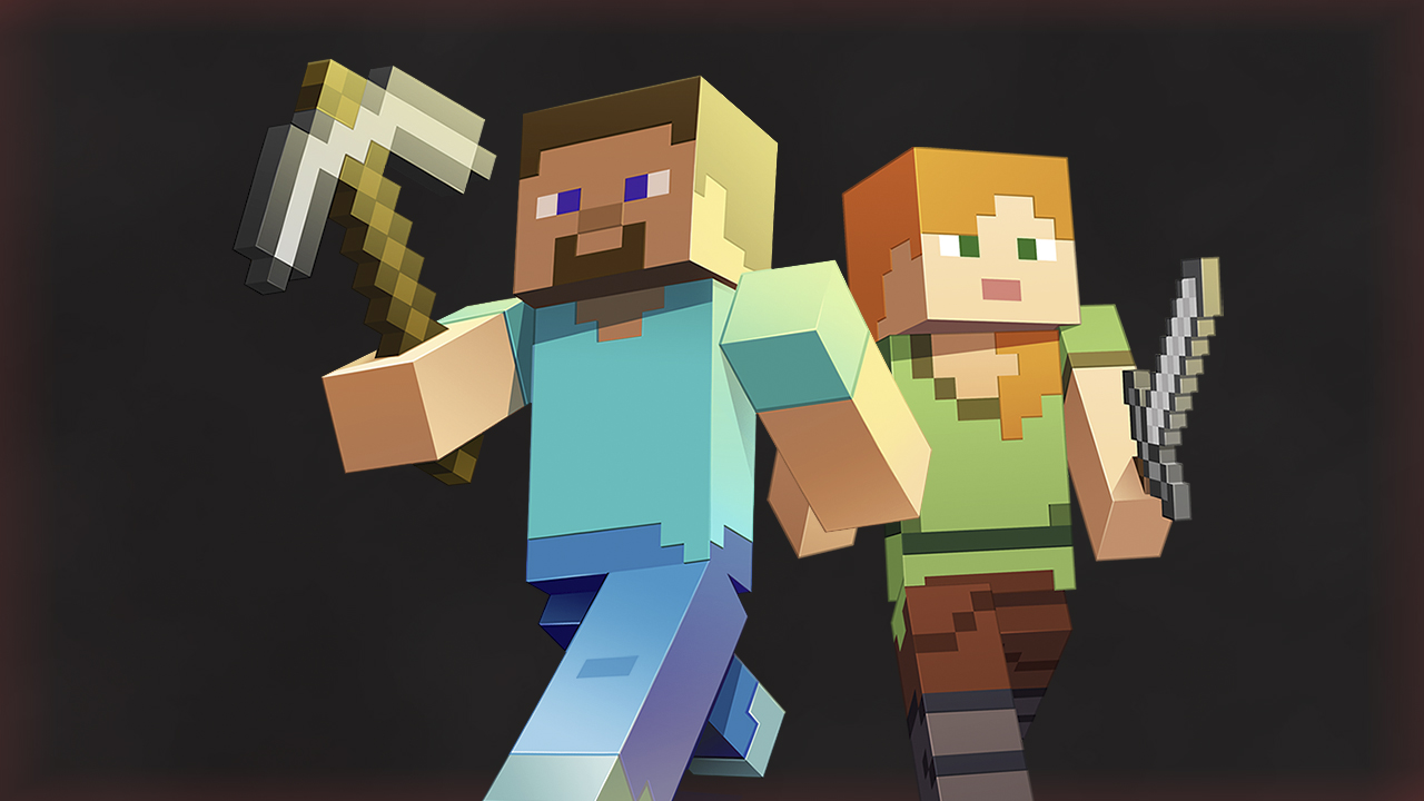 The Games that Defined the Decade: Minecraft screenshot