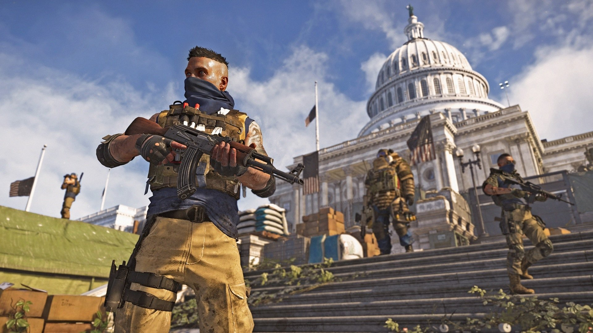 The Division 2 is so stupidly cheap right now screenshot