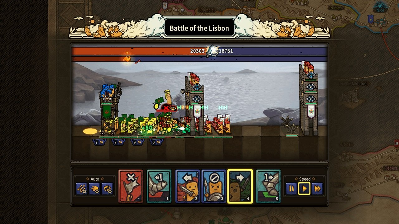 Contest: Win Plebby Quest: The Crusades, a turn-based strategy game, for Steam screenshot