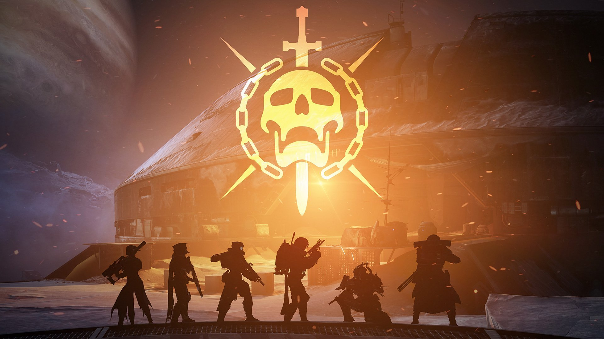 Destiny 2's next expansion is delayed into 2022, so we'll have to subside on Beyond Light screenshot