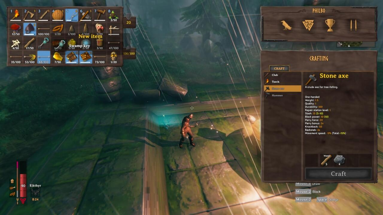 The Elder's Swamp Keys are essential to amping up your gear in Valheim's next biome.