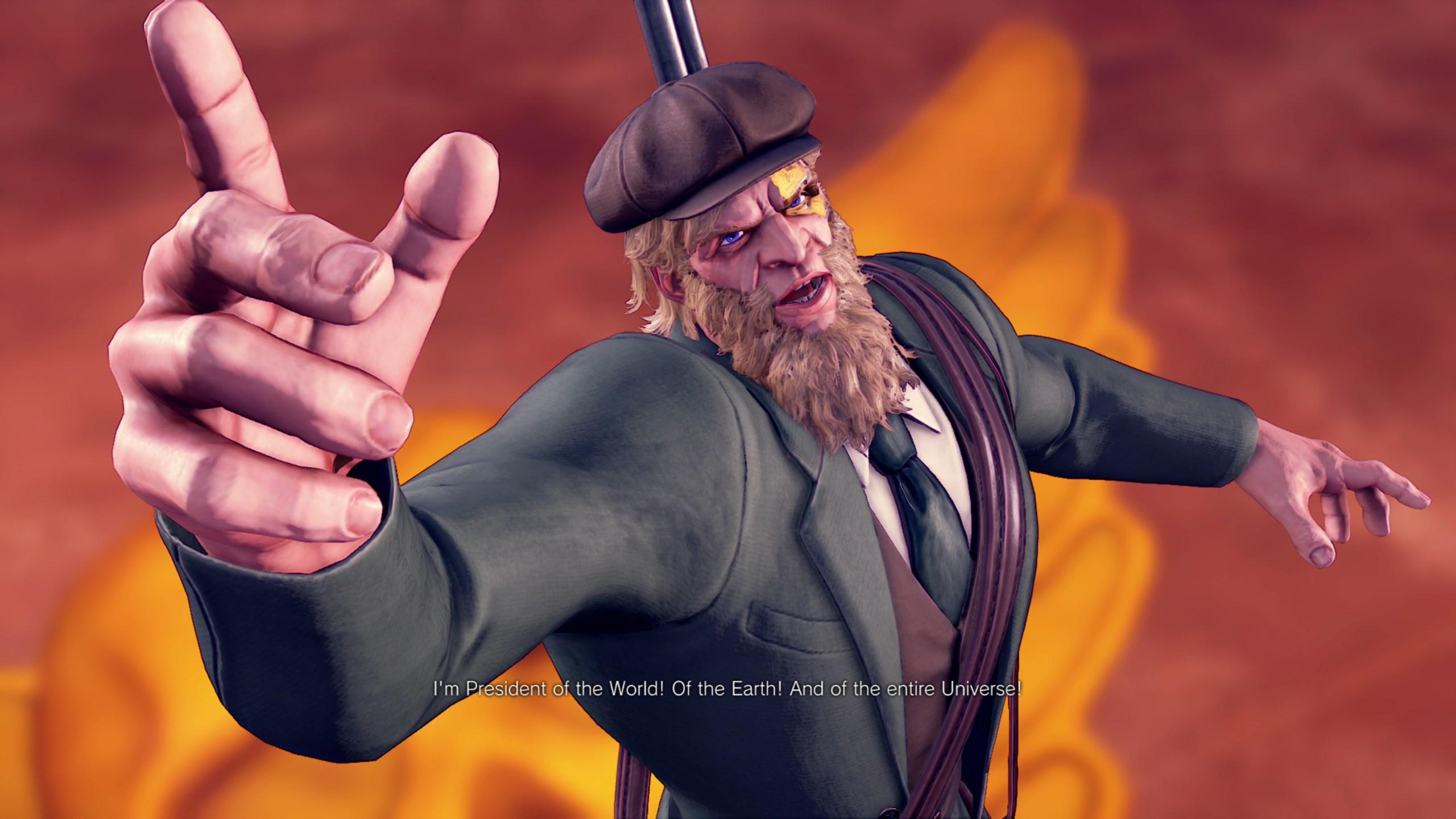 Kenny Omega kicked my ass in Street Fighter V. Here's what I learned screenshot