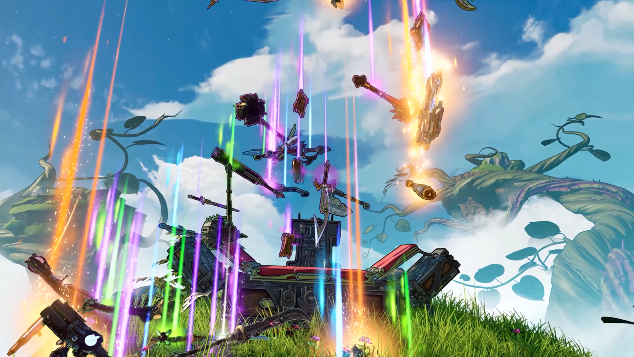 This may not be a Borderlands game, but that doesn't mean Wonderlands isn't full of loot to uncover.